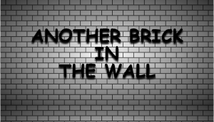 CSS Brick wall – Editable example