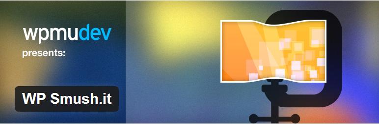 Image optimization WordPress plugin-smush.it