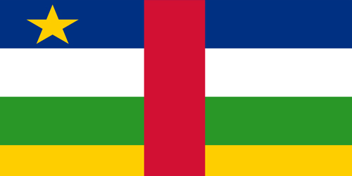 central african republic free domain